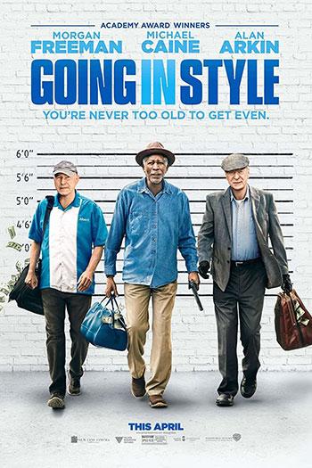 دانلود زیرنویس فیلم Going in Style 2017
