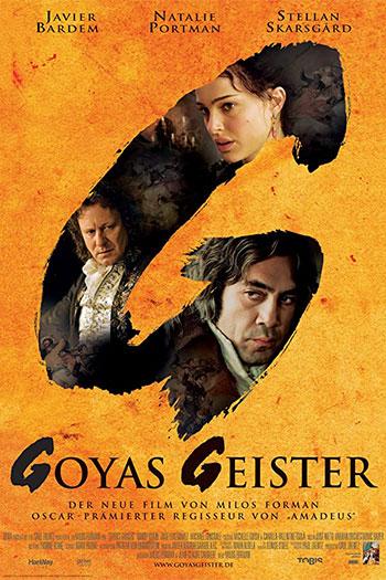 دانلود زیرنویس فیلم Goya's Ghosts 2006