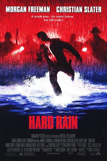 دانلود زیرنویس فیلم Hard Rain 1998