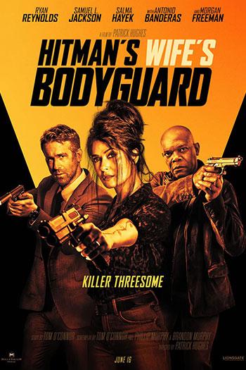 دانلود زیرنویس فیلم The Hitmans Wifes Bodyguard 2021
