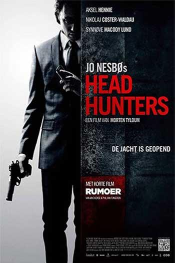 دانلود زیرنویس فیلم Jo Nesbø's Headhunters 2011