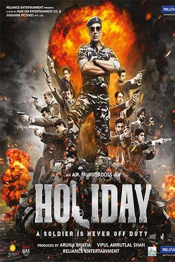 دانلود زیرنویس فیلم Holiday: A Soldier is Never Off Duty 2014