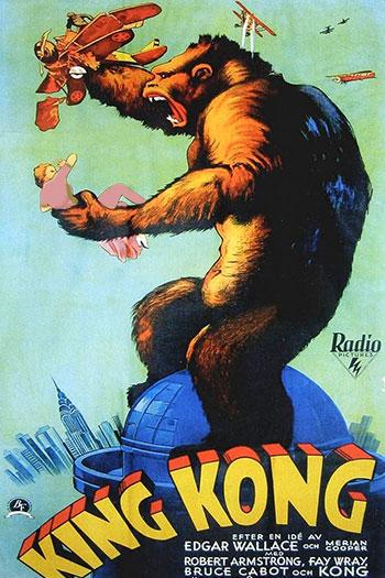 دانلود زیرنویس فیلم King Kong 1933