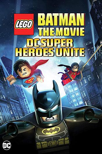 دانلود زیرنویس انیمیشن Lego Batman: DC Super Heroes Unite 2013