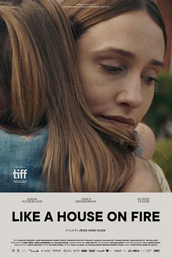 دانلود زیرنویس فیلم Like a House on Fire 2020