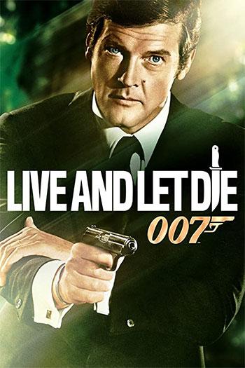 دانلود زیرنویس فیلم Live and Let Die 1973