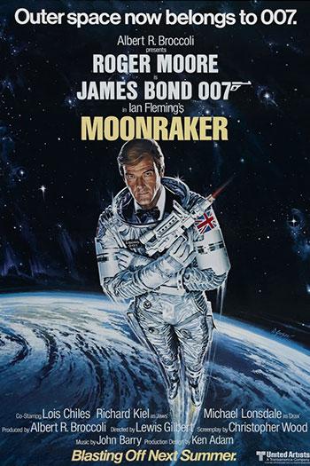 دانلود زیرنویس فیلم Moonraker 1979