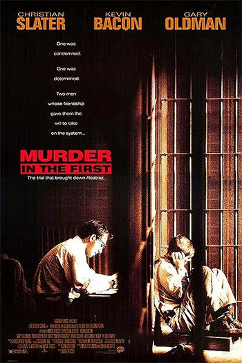 دانلود زیرنویس فیلم Murder in the First 1995
