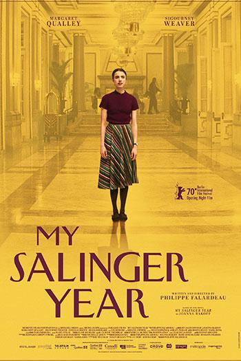 دانلود زیرنویس فیلم My Salinger Year 2020