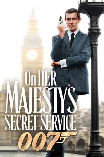 دانلود زیرنویس فیلم On Her Majesty's secret service 1969