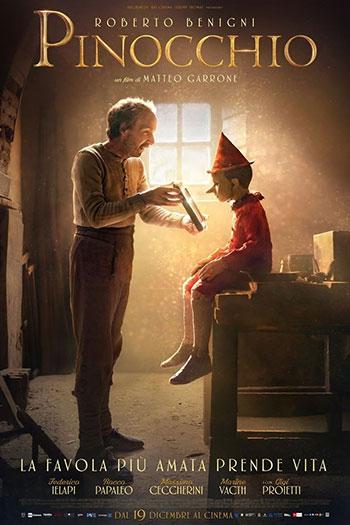 دانلود زیرنویس فیلم Pinocchio 2019
