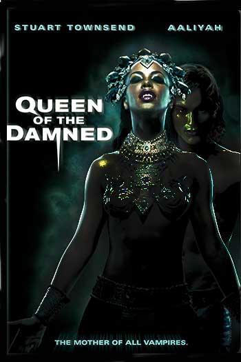 دانلود زیرنویس فیلم Queen of the Damned 2002