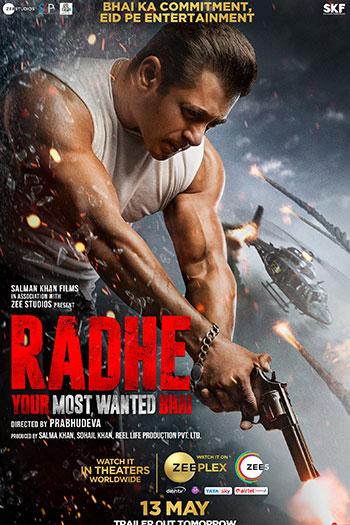 دانلود زیرنویس فیلم Radhe 2021
