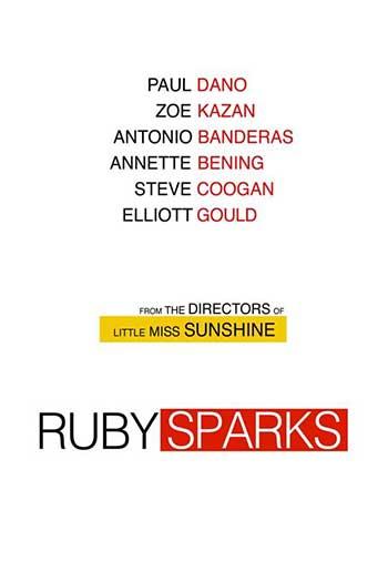 دانلود زیرنویس فیلم Ruby Sparks 2012