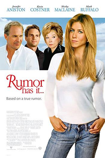 دانلود زیرنویس فیلم Rumor Has It… 2005