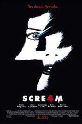 دانلود زیرنویس فیلم Scream 4 2011