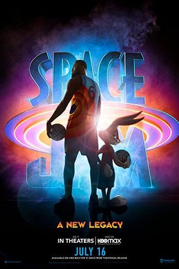 دانلود زیرنویس انیمیشن Space Jam: A New Legacy 2021