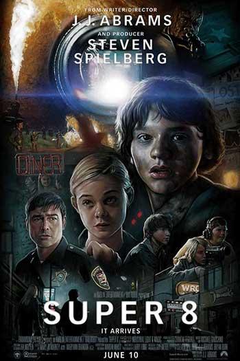 دانلود زیرنویس فیلم Super 8 2011