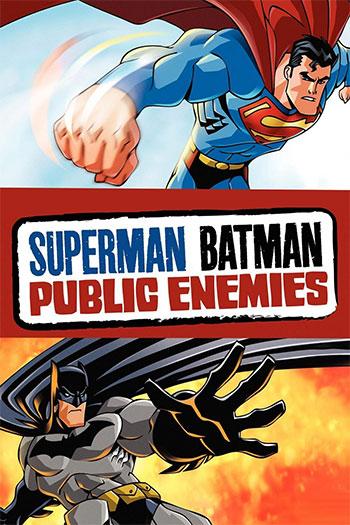 دانلود زیرنویس انیمیشن Superman/Batman: Public Enemies 2009