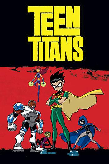 دانلود زیرنویس انیمیشن سریالی Teen Titans