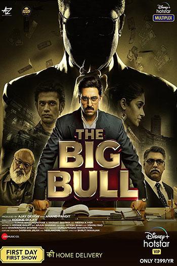 دانلود زیرنویس فیلم The Big Bull 2021