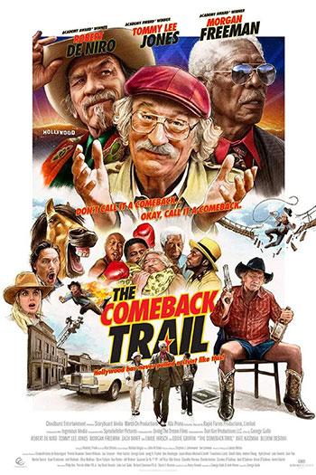 دانلود زیرنویس فیلم The Comeback Trail 2020