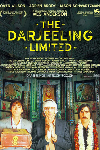 دانلود زیرنویس فیلم The Darjeeling Limited 2007