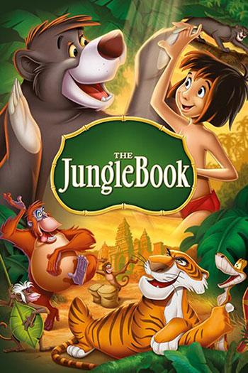 دانلود زیرنویس انیمیشن The Jungle Book 1967