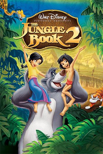 دانلود زیرنویس انیمیشن The Jungle Book 2 2003
