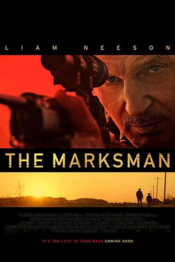 دانلود زیرنویس فیلم The Marksman 2021