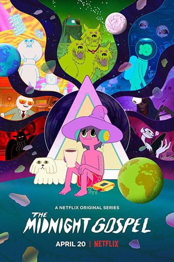دانلود زیرنویس انیمیشن سریالی The Midnight Gospel