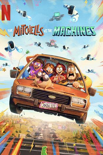 دانلود زیرنویس انیمیشن The Mitchells vs. the Machines 2021