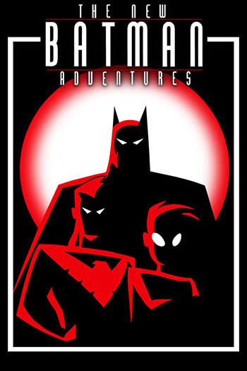 دانلود زیرنویس انیمیشن سریالی The New Batman Adventures