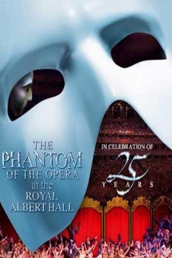 دانلود زیرنویس فیلم The Phantom of the Opera at the Royal Albert Hall 2011