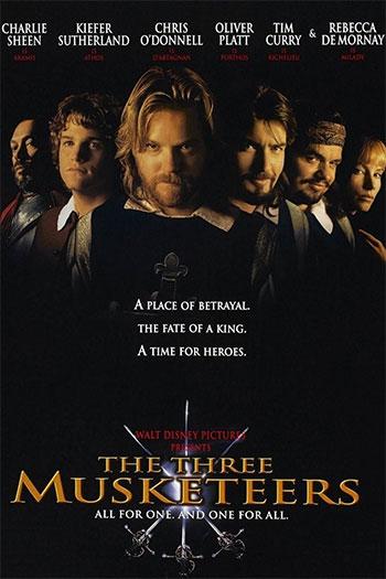 دانلود زیرنویس فیلم The Three Musketeers 1993