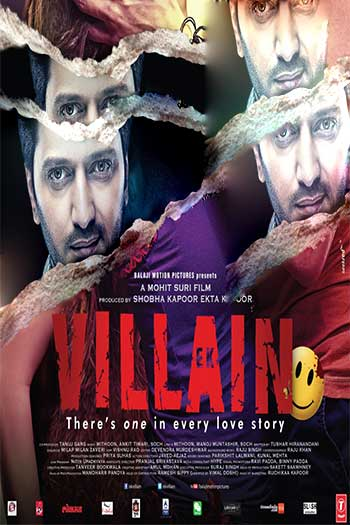دانلود زیرنویس فیلم The Villain 2014