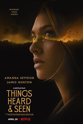 دانلود زیرنویس فیلم Things Heard & Seen 2021