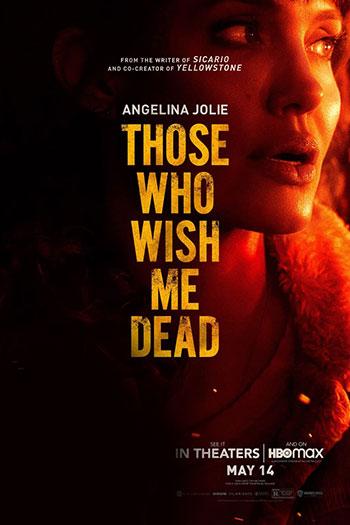دانلود زیرنویس فیلم Those Who Wish Me Dead 2021