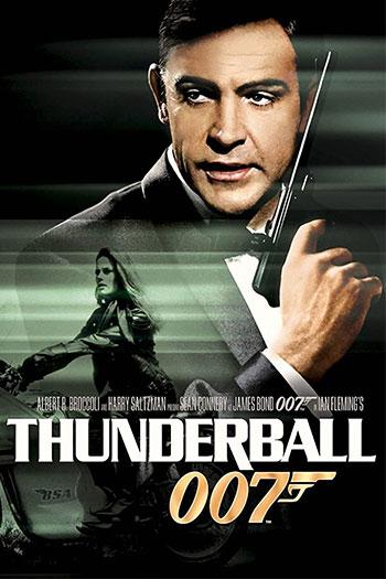 دانلود زیرنویس فیلم Thunderball 1965