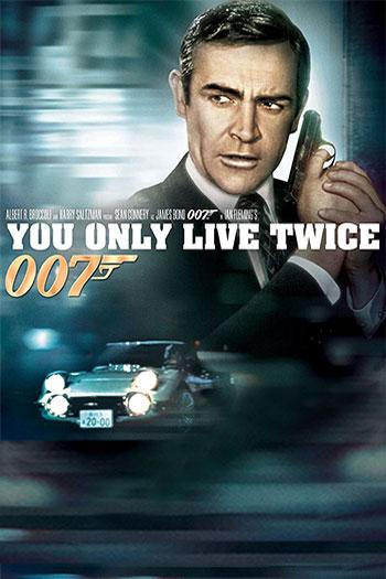 دانلود زیرنویس فیلم You Only Live Twice 1967