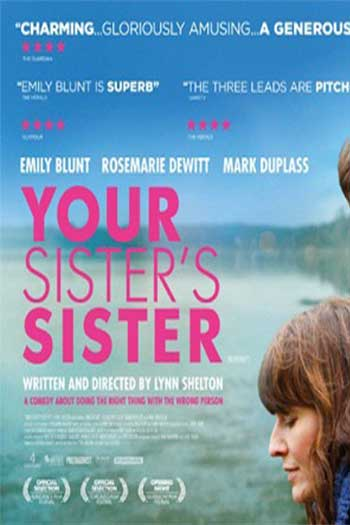 دانلود زیرنویس فیلم Your Sisters Sister 2011