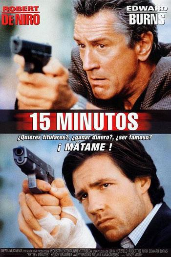 دانلود زیرنویس فیلم 15 Minutes 2001