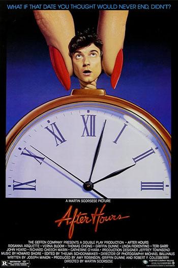 دانلود زیرنویس فیلم After Hours 1985