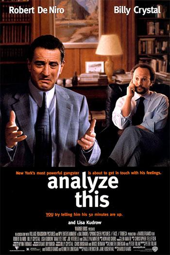 دانلود زیرنویس فیلم Analyze This 1999
