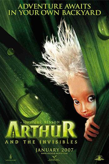 دانلود زیرنویس انیمیشن Arthur and the Invisibles 2006