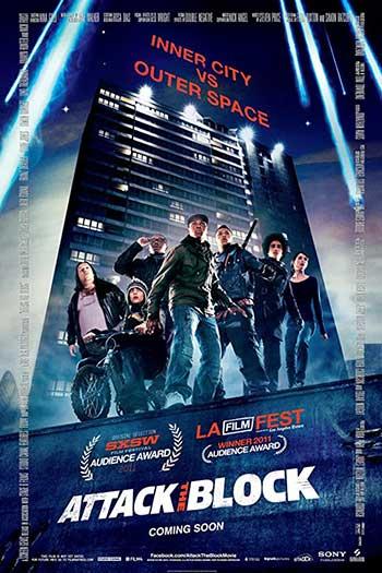 دانلود زیرنویس فیلم Attack the Block 2011