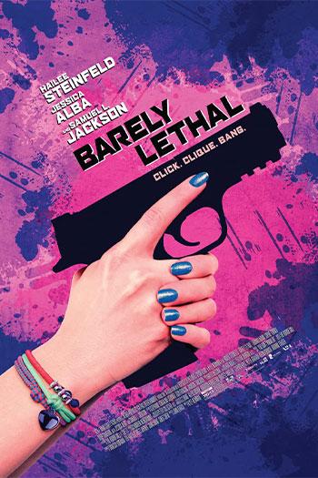 دانلود زیرنویس فیلم Barely Lethal 2015