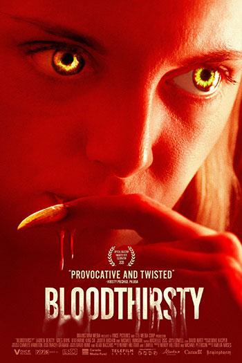 دانلود زیرنویس فیلم Bloodthirsty 2020