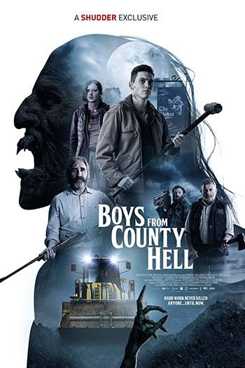 دانلود زیرنویس فیلم Boys from County Hell 2020