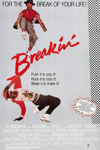 دانلود زیرنویس فیلم Breakin' 1984